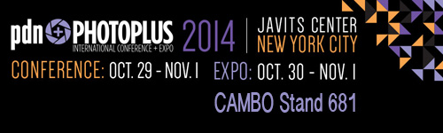 Cambo will be at PhotoPlus in New York