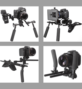 New HDSLR Support Rigs