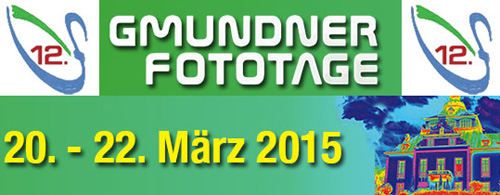 Cambo will be at Gmunder Fototage in Austria