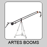 ARTES Lightweight Boom and Accessories