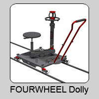FOURWHEEL DOLLY and Accessories