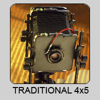 Traditional 4x5 Cameras and Accessories