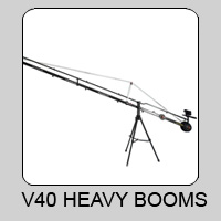 V40 Heavy Duty Boom and Accessories